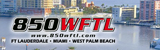 850 WFTL - Ft Lauderdale - Miami - West Palm Beach, FL